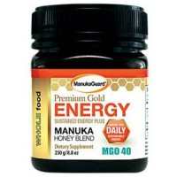 Manuka honey energy blend - 8.8 oz