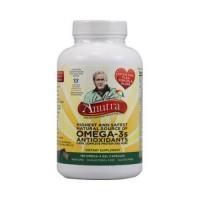 Anutra omega 3s antioxidants gel capsules  - 180 ea