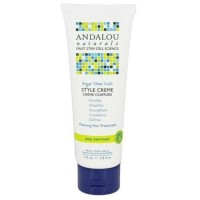 Andalou naturals age defying thinning hair treatment styling creme - 5.8 oz.