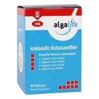 Algalife icelandic astaxanthin 4 mg - 90 ea