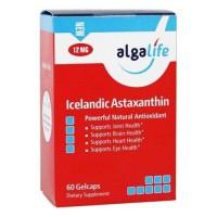 Algalife Icelandic astaxanthin 12 mg gelcaps - 60 ea