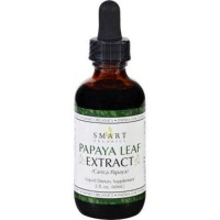 Bio nutrition inc papaya leaf extract smart organics - 2 oz
