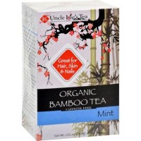 Uncle lees tea organic tea bamboo mint - 18 ea ,6 pack