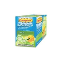 Emergen-C Immune + Citrus 30 Count, 0.31 Oz each, Net WT 9.3 Oz