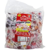 Yum earth organic lollipops gluten free fruit flavors - 5 lb