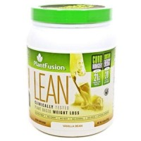 Lean vanilla bean by plant fusion - 14.8 Oz