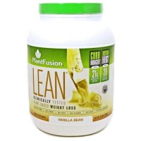 Lean vanilla bean by plant fusion - 29.6 oz