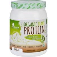 Plantfusion plant protein organic chocolate - 1 ea,1 lb