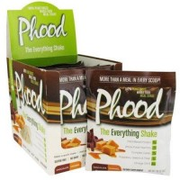 Plantfusion phood packets chocolate caramel - 1.59 oz, Case of 12