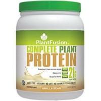 PlantFusion Multi Source Plant Protein, Vanilla Bean - 1 lb