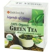 Uncle Lee's Tea' white tea bags - 2.12 oz