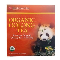 Uncle Lee's organic jasmine green tea - 2.26 oz, 40 tea bag