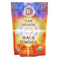 Earth circle organics organic raw maca powder - 1 ea,16 oz.