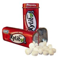 Epic dental mints cinnamon xylitol tin - 60 ea, 10 pack