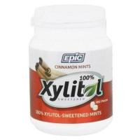 Epic dental xylitol sweetened mints cinnamon mint(s) - 180 ea