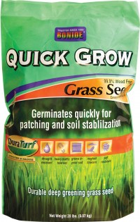 Bonide Grass Seed quick grow grass seed - 20 pound, 1 ea