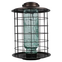 Classic Brands Llc - Wb songbird vintage caged feeder - 1.5 lb capacity, 4 ea