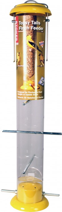 Classic Brands Llc - Wb stokes topsy turvy finch feeder - 1.5 lb/19 in, 4 ea