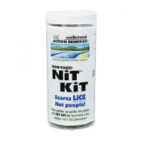 Well-in-Hand Action Remedies Nit Kit Lice Treatment - Kit
