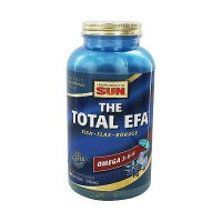Health From The Sun Omega 3-6-9 total EFA soft gels - 180 ea