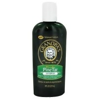 Grandpas wonder pine tar hair shampoo for all hair types - 8 oz