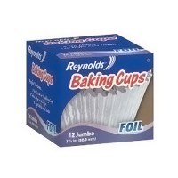 Reynolds Baking Cups, Jumbo, 24 Count -12 pack