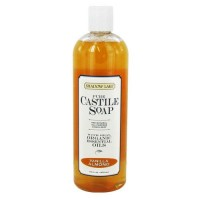 Shadow lake pure castile soap, vanilla almond - 16 oz,6 pack
