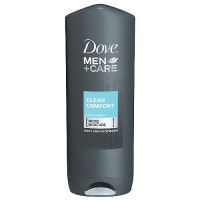 Dove men plus care clean comfort body and face wash - 13.5 oz