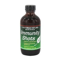 California Natural Immunity Shots Formerly Wellness Shots - 4 oz