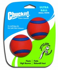 Canine Hardware Inc chuckit! ultra ball dog toy - 2 inch/2 pack, 12 ea