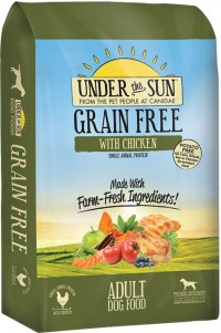 Canidae - Under The Sun under the sun grain free dry dog food - 4 lb, 9 ea