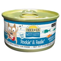 Canidae - Under The Sun under the sun witty kitty rockin & reelin cat food - 3 oz, 18 ea