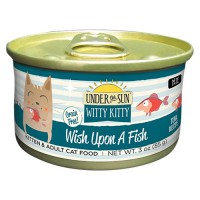 Canidae - Under The Sun under the sun witty kitty wish upon a fish food - 3 oz, 18 ea