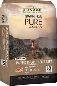 Canidae - Pure canidae pure elements formula dry dog food - 24 lb, 1 ea