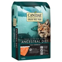 Canidae - Pure canidae pure ancestral raw coated cat dry food - 10 lb, 1 ea