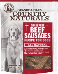 Grandma Mae S Country Nat country naturals dog treat - 5oz, 12 ea
