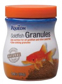 Aqueon Products-Supplies aqueon goldfish granules - 3 ounce, 48 ea