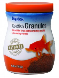 Aqueon Products-Supplies aqueon goldfish granules - 5.8 ounce, 24 ea