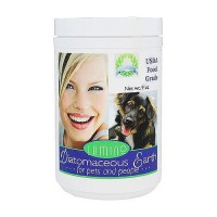 Lumino Diatomaceous earth for pets and people - 9 oz