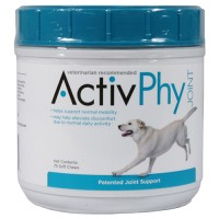 H&C Animal Health activphy soft chews joint support for dogs - 75 count, 6 ea