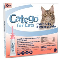 H&C Animal Health catego for cats over 1.5 lbs - over 1.5lb, 3 p, 12 ea