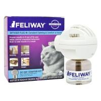 H&C Animal Health feliway starter kit - 18 ea