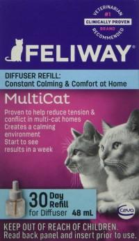 H&C Animal Health multicat diffuser refill - 20 ea