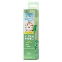 Tropiclean fresh breath clean teeth gel for cats - 2 ounce, 12 ea