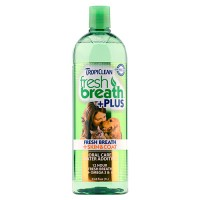 Tropiclean fresh breath + skin & coat water additive - 33.8 ounce, 12 ea