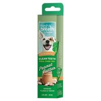 Tropiclean fresh breath clean teeth oral care gel - 2 oz, 12 ea