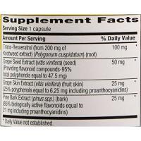 Country Life Resveratrol Plus (veg Caps) - 120 Count