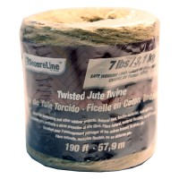 Lehigh Group P jute twine - 190 feet, 144 ea