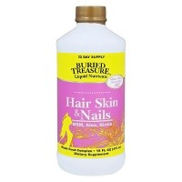 Buried Treasure Hair, Skin, and Nails complete, Readily absorbable, 16 oz