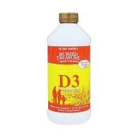 Buried treasure liquid vitamin d3 with k2 high potency - 16 oz